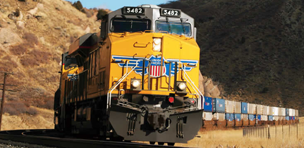 The IBA Helps Organize a Union Pacific Informational Luncheon