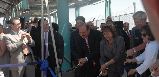 Governor Susana Martinez Celebrates Opening of Expanded Santa Teresa Port of Entry and Welcomes 15 New Jobs to Border Region